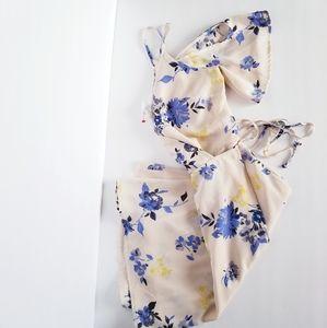 LUSH Floral Dress!! NWOT